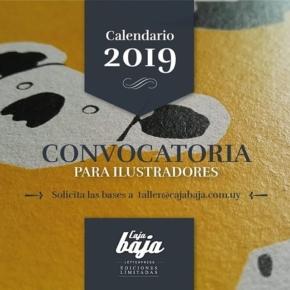 Largamos !! Cómo se imaginan,  planificar y producir este calendario tan especial lleva muchas horas de trabajo. Es por eso que ya lanzamos la convocatoria a presentar  ilustraciones para la edición 2019. Esperamos muchas propuestas 💪💪 ——————————- La ilustración de la imagen es de @luisa_sabatini , una de las seleccionadas en la edición 2018. ——————————– Las bases las solicitan a taller@cajabaja.com.uy