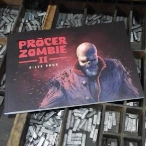 Ya tenemos por el taller la segunda entrega del Prócer Zombie de los amigos @sbros.uy . En una de esas se anima a liderar el ejército plomizo qué resguarda este taller