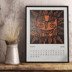 Este Domingo 25 pueden encontrar el Calendario en el a realizarse en @mercadoferrando.  Aprovechen que van quedando pocos… Son solo 100 ejemplares numerados