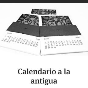 """""""Calendario a la antigua"""" es el título de esta reseña que salió en @ladiaria el fin de semana pasado. Gracias por el apoyo y por hacer que el proyecto se conozca cada día un poco más. El link lo encuentran en la bio"""